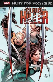 hunt for wolverine: the claws of a killer tp