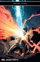 Uncanny X-Men #8 Original Cover
