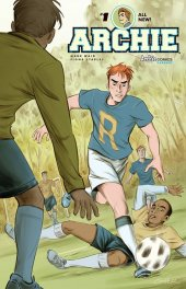Archie #1 Colleen Coover Cover