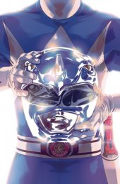 mighty morphin power rangers #43 foil montes variant