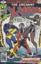 The X-Men #124