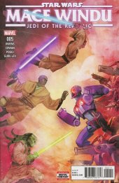 Star Wars: Jedi of the Republic - Mace Windu #5