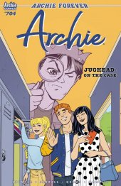 Archie #704 Cover B Jarrell
