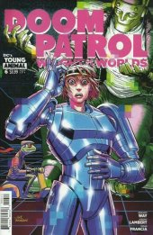 Doom Patrol: Weight of the Worlds #6