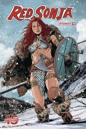 Red Sonja #13 Cover D Laming