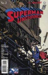 Superman Unchained #2 John Paul Leon 1930s Variant