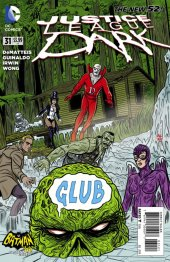 Justice League Dark #31 Batman 66 Variant