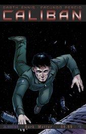Caliban #6 Dark Matter Cover