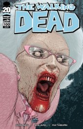 The Walking Dead #100 Cover C