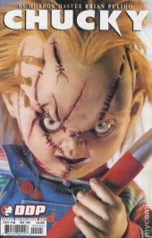 Chucky #2 Photo cover