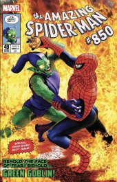 The Amazing Spider-Man #49 Mike Mayhew Variant A