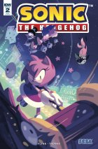 Sonic the Hedgehog #2 1:10 Incentive Variant