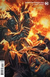 Detective Comics #1024 Card Stock Variant Edition