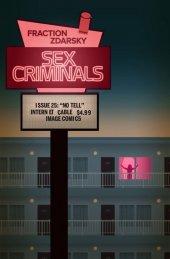 Sex Criminals #25 Original Cover