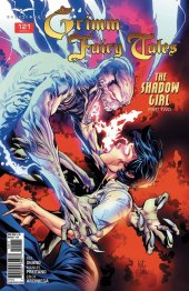 Grimm Fairy Tales #121