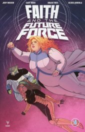 Faith And The Future Force #4 Cover B Bartel