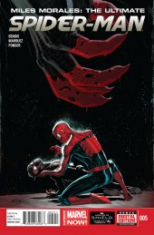 Miles Morales: The Ultimate Spider-Man #5