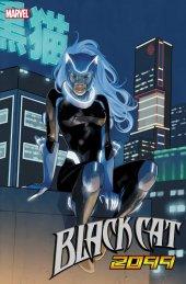 Black Cat #6 Phil Noto 2099 Variant