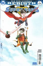 Super Sons #7 Variant Edition