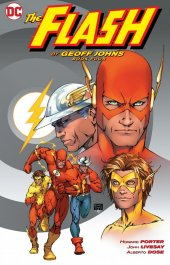 the flash by geoff johns book 4 tp