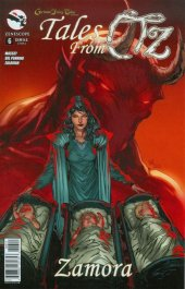 Grimm Fairy Tales Presents Tales From Oz #6