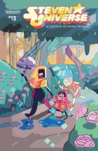Steven Universe #13 Subscription Mosley Variant