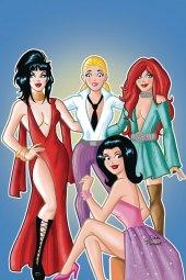Red Sonja & Vampirella Meet Betty & Veronica #10 1:40 Parent Virgin Cover