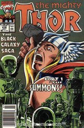 The Mighty Thor #419 Newsstand Edition