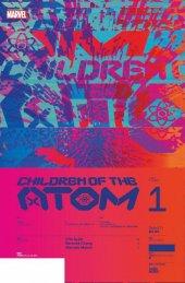 Children of the Atom #1 1:10 Muller Design Variant