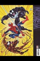 Venom #25 1:100 Bagley Hidden Gem Wraparound Variant