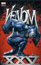 Venom #25 Clayton Crain Variant A