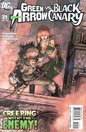 Green Arrow / Black Canary #21