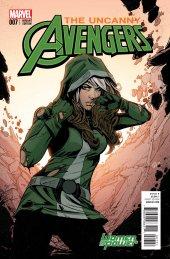 Uncanny Avengers #7 Women of Power Variant
