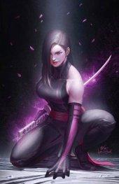 Hunt for Wolverine: Mystery in Madripoor #1 InHyuk Lee Variant B