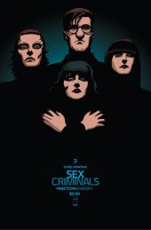 Sex Criminals #3 3rd Printing