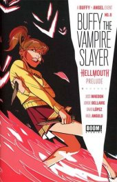 Buffy the Vampire Slayer #8 One Per Store Variant Cover