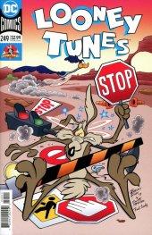 TASMANIAN DEVIL /& Daffy Plus MARVIN MARTIAN Looney Tunes  # 208 Comic Book