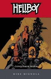 hellboy vol. 5: conqueror worm tp