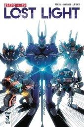 Transformers: Lost Light #3 SUB-B Cover