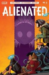 Alienated #1 2nd Printing