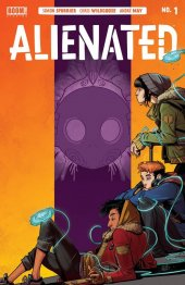 Alienated #1 2nd Printing