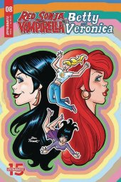 Red Sonja & Vampirella Meet Betty & Veronica #8 Cover D Parent