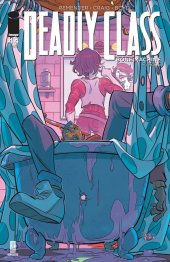 Deadly Class #44 Cover B Galloway