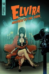 Elvira: Mistress of the Dark #12 FOC Variant