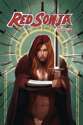 Red Sonja #17 Cover C Bob Q