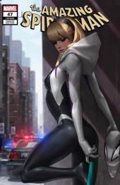 The Amazing Spider-Man #47 Frankie