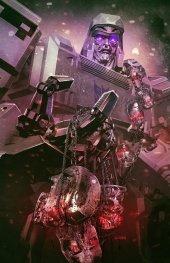 Transformers Vs. Terminator #1 John Giang Variant
