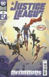 justice league #48