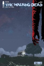 The Walking Dead #193 Nighttime Variant SDCC 2019 Exclusive