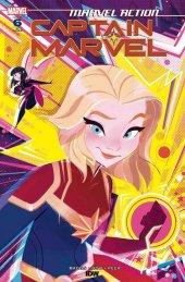Marvel Action: Captain Marvel #6 1:10 Incentive Variant